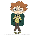 How to Draw Timmy from Star vs the Forces of Evil