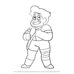 How to Draw Barbara Miller from Steven Universe