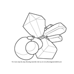 How to Draw Cluster Gems from Steven Universe