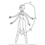 How to Draw Opal from Steven Universe