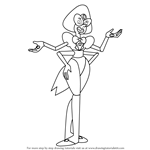 How to Draw Sardonyx from Steven Universe