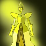 How to Draw Yellow Diamond Full Body from Steven Universe