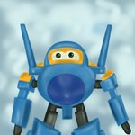 How to Draw Jerome from Super Wings