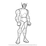 How to Draw Ultron from The Avengers - Earth's Mightiest Heroes!