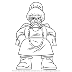 How to Draw Coco Von Doom from The Super Hero Squad Show