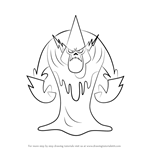 How to Draw Lord Hater from Wander Over Yonder