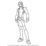 How to Draw Ogron from Winx Club