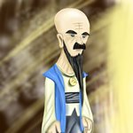 How to Draw Master Fung from Xiaolin Chronicles