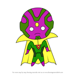 How to Draw Chibi Vision