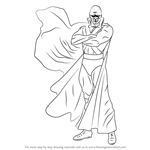 How to Draw Martian Manhunter