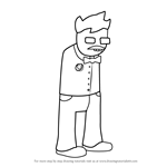 How to Draw Poppop from Homestuck