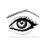 How to Draw Realistic Eyes With Pencil