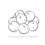 How to Draw Oranges