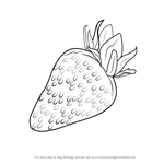 How to Draw Strawberry