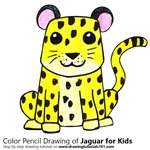 How to Draw a Jaguar for Kids