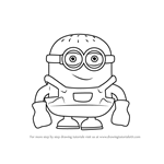 How to Draw Minion Cartoon