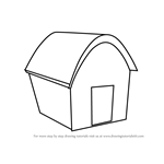 How to Draw House Easy