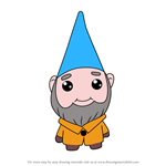 How to Draw Kawaii Benny From Gnomeo and Juliet