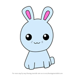 How to Draw Kawaii The Bunnies from Gnomeo and Juliet