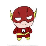 How to Draw Kawaii The Flash