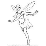 How to Draw a Fantasy Fairy