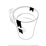 How to Draw a Coffee Mug