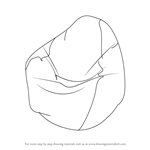 How to Draw a Bean Bag