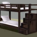 How to Draw a Bunk Bed