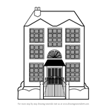 How to Draw Mansion House
