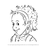 How to Draw That Grace from Junie B. Jones