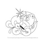 How to Draw Aquarius Zodiac Sign