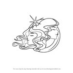 How to Draw Gemini Zodiac Sign