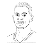 How to Draw Chris Paul