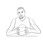 How to Draw Kevin Durant