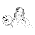 How to Draw Lisa Leslie