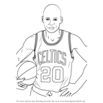 How to Draw Ray Allen