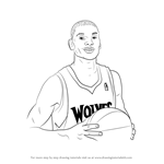 How to Draw Zach LaVine