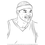 How to Draw Zach Randolph