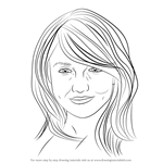 How to Draw Cameron Diaz