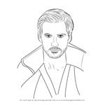 How to Draw Colin O'Donoghue