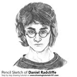How to Draw Daniel Radcliffe