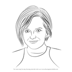 How to Draw Elisabeth Moss