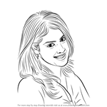 How to Draw Genelia D'Souza