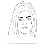 How to Draw Kylie Jenner
