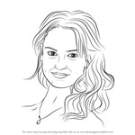 How to Draw Lily James