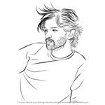 How to Draw Michiel Huisman