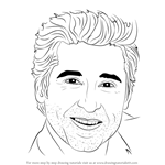 How to Draw Patrick Dempsey