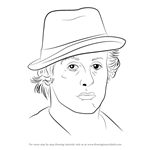 How to Draw Sylvester Stallone