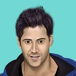 How to Draw Varun Dhawan