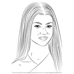 How to Draw Zendaya